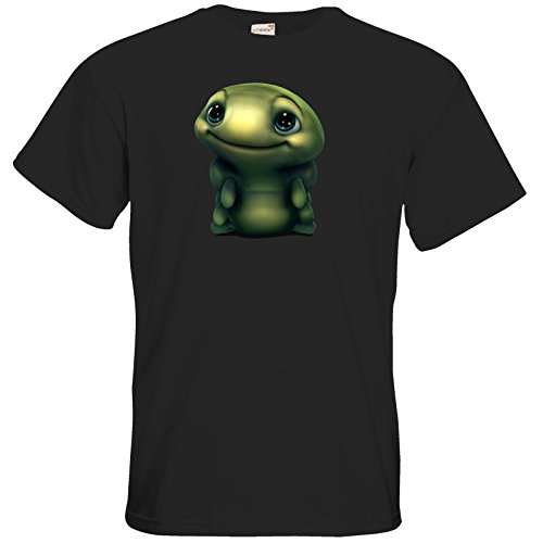 getshirts - Daedalic Official Merchandise - T-Shirt - Silence - Spot 2 Black