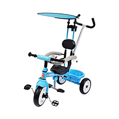 Kinder Dreirad Fahrrad 1.5-5 Jahre alt Baby Fahrradwagen