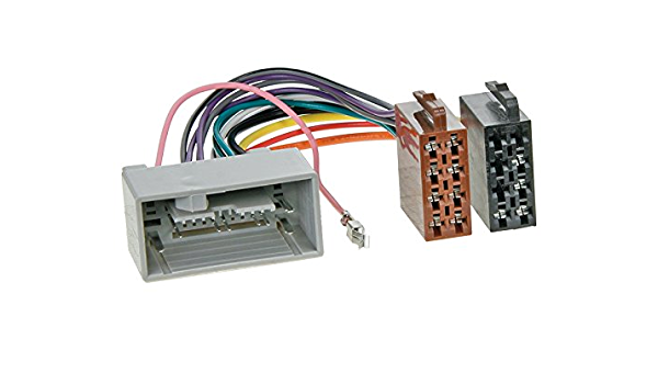 Radio Connection Cable Adaptor For Honda Accord Jazz Pilot To Iso Auto