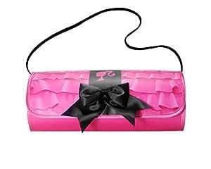 Mattel A1466X2 - Barbie 2-in-1 Handtasche und Kleiderschrank  Amazon ... 828db1ace9