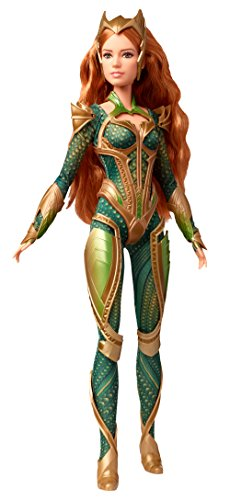 Barbie Mattel DYX58 - Collector Justice League Mera, Spielzeug