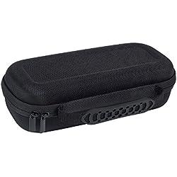 Honbobo Estuche de Transporte Cubrir Caja de protección Bolsa de Almacenamiento para NOCO Genius G1100 6V / 12V 1.1A UltraSafe Cargador de batería Inteligente