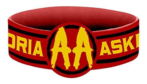 Die Cut Circle Logo Wristband (Asking Alexandria-armband)