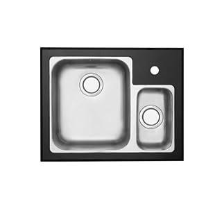 Astracast EDD1XXHOMESKL Edge 1.5 Bowl Stainless Steel Undermount Kitchen Sink