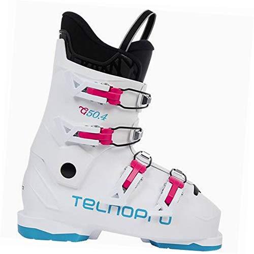 TECNOPRO Unisex Jugend G50-4 Skistiefel, White/Blue, 26