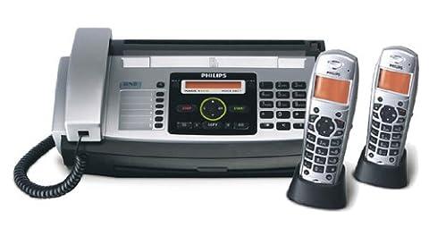 Philips Fax Magic 5 Eco Voice DECT Duo Faxgerät mit Telefon inkl. UHG