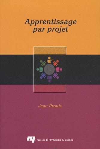 L'apprentissage par projet