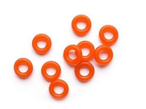 10 x Dichtung O-Ring Dichtring passend für Jura Druckschlauch 4mm und baugleiche