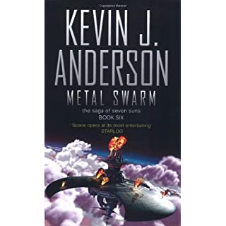 Metal Swarm (Saga of Seven Suns 6)