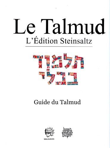 Le talmud : Guide et lexique par Adin Steinsaltz