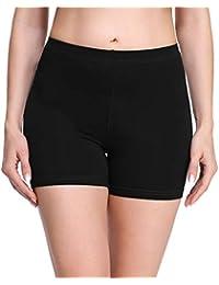 Merry Style Damen Shorts Radlerhose Unterhose Hotpants Kurze Hose Boxershorts aus Viskose MS10-283