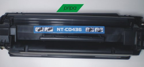 pripa Toner für HP LaserJet M 1120 mfp P 1505 M 1522 mfp - 1 x schwarz - kompatibles Tonermodul.