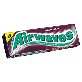 Wrigleys Airwaves Blackcurrant (box of 30)