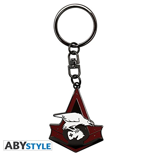ABYstyle - ASSASSIN'S CREED - Llavero - Syndicate/Bird