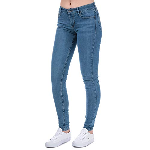 Levi s Innovation Super Skinny W Vaquero chelsea angels