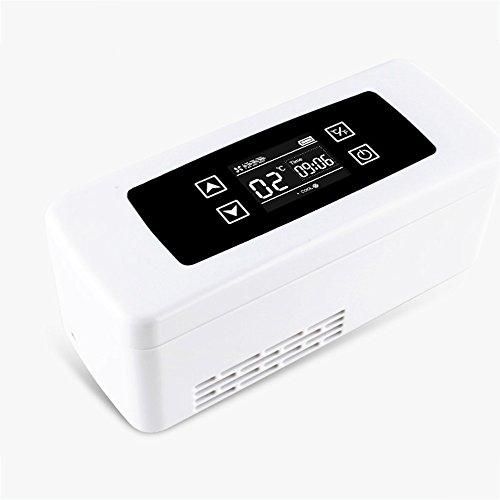 XQCYL Mini Nevera Y Caja De Refrigeración Para Medicación Portátil Para Refrigerador...