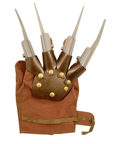 New Claw Hand Wolverine Spikes Freddy Krueger Nightmare Halloween Fancy Dress Kostüm (Kostüm Wolverine Halloween)