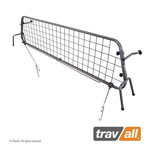Travall® Guard Hundegitter TDG1141 – Maßgeschneidertes Trenngitter in Original Qualität - 4