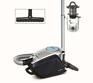 bosch bgs5scsigb pro silence 66 relaxx sensor bagless vacuum cleaner grade a. Black Bedroom Furniture Sets. Home Design Ideas