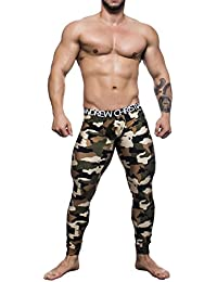 LEGGINGS 90289 - CAMOUFLAGE MILITAIRE - CHRISTIAN ANDREW - Camouflage - Homme