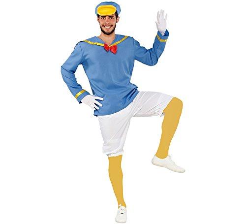 Daisy Duck Kostüm Frauen - Fyasa 706300-t04Sailor Duck Kostüm,