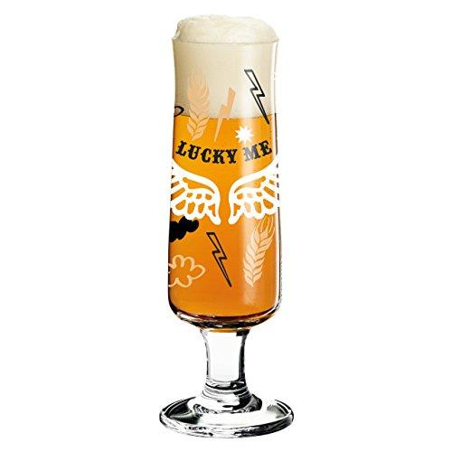 Ritzenhoff New Beer Design, Verre À Bière Avec Rond À Bière, 30 Cl, Automne 2014, Ingrid Robers, 3220007