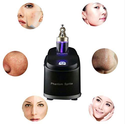 Gesichtsdampf Tragbare Sauerstoff-Sprayer SPA Whitening Anti-Falten Feuchtigkeitsspendende Sauerstoff-Oberflächenmassage Gesichts Sauerstoff-Maschine