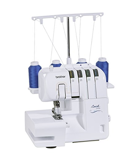 Brother Overlock 2104 D + Machine à Coudre