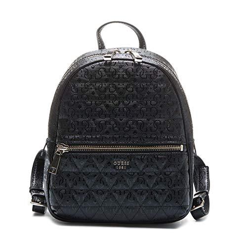 Guess, TABBI BACKPACK BLACK HWSG71 81320, sac portés dos pour femme