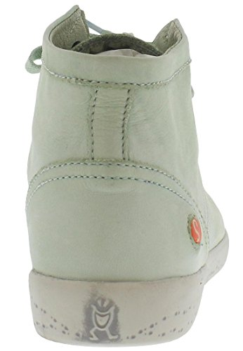 Softinos Isleen, dames haute sneaker top Pastel Green