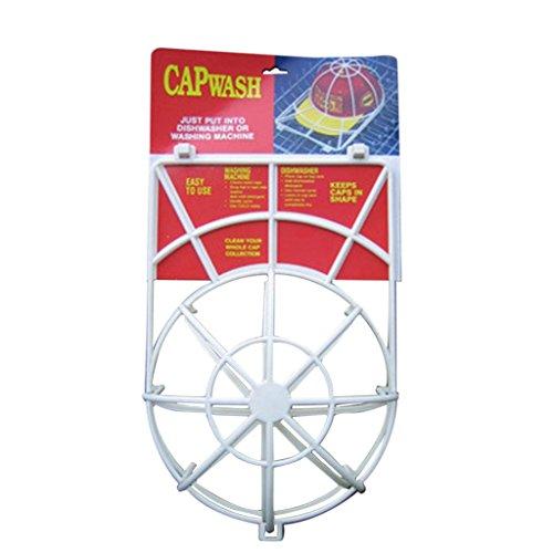 sunnymi Kugelkappe Waschen Schutzrahmen Rahmen/Reisen/Reinigungsreiniger/35x25x15cm/Hutformer/Kappen Sammelhalter Baseball Hut Aufhänger -
