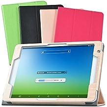 PU LEATHER Folding Stand Funda Case Carcasa para Teclast X98Air/X98AIR 3G/X98AIR II/X98AIR III/p983g Tablet