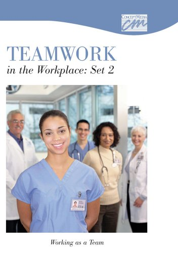 Teamwork in the Workplace: Working As a Team (Concept Media: Educational Videos) (Teamwork Videos)