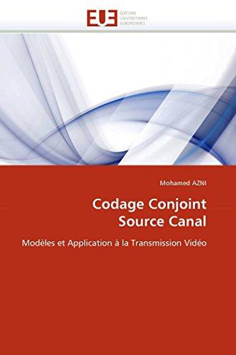 Codage conjoint source canal par Mohamed AZNI