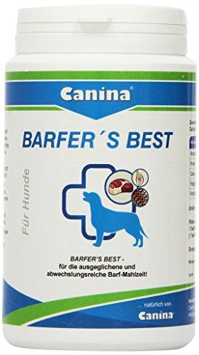 BARFERS Best vet. Pulver von CANINA PHARMA GMBH
