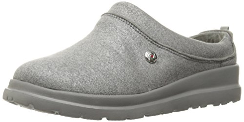 Slitta Corsa Skechers A Bas D'argento Femme Bob Cuore In Chaussons aqBxHaXwt