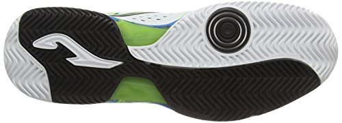 Joma Pro Roland, Chaussures de Tennis homme Bleu (royal/white)