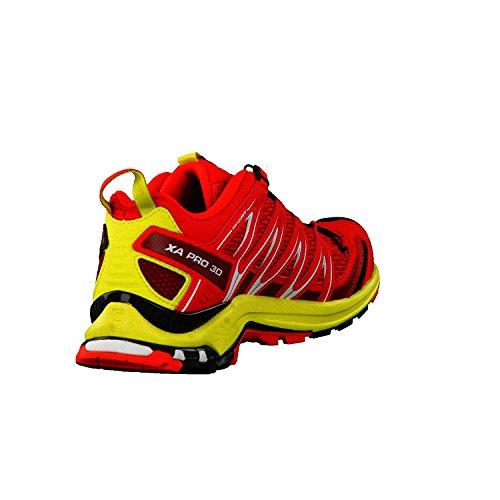 Salomon XA Pro 3D, Scarpe da Escursionismo Uomo Red