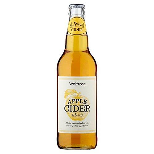 Apple Cider Waitrose 500ml