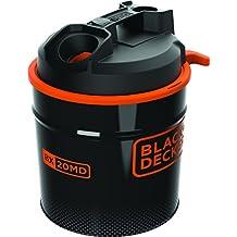 Black and Decker 51586 - Aspiradora de cenizas (900 W, con depósito lamina de 18 litros)