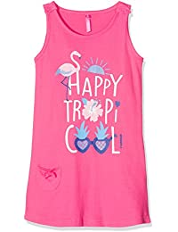 Lina Pink Bf.Tropicool.Lsm.Mz, Chemise de Nuit Fille