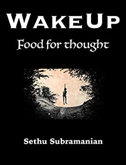 WakeUp - Food for thought by [Subramanian, Sethu]