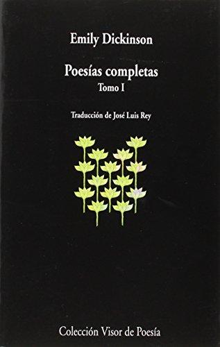 Poesías Completas - Tomo I (visor de Poesía)