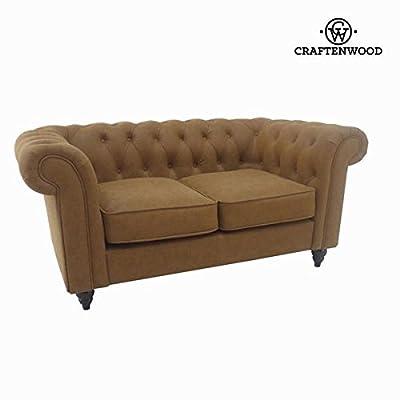 Zweisitzer-sofa chester by Craftenwood von Craftenwood auf Heizstrahler Onlineshop