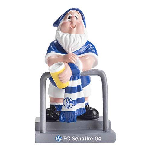 FC Schalke Gartenzwerg Stehplatz klein