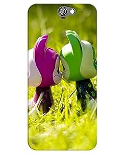 FurnishFantasy 3D Printed Designer Back Case Cover for HTC One A9