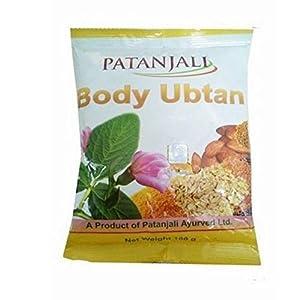 Patanjali (4 x 100 gm) Body UbtanBy Siddhi Enterprises