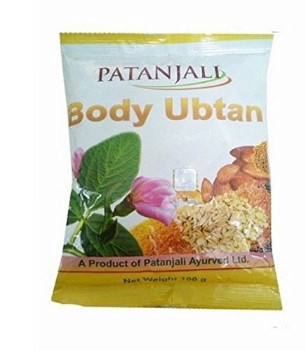 Patanjali Body Ubtan Pack of 2 x 100 gm