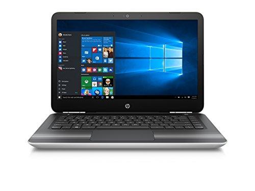 """HP 1TN85EA#ABF Ultrabook 14"""" Argent naturel (Intel Core i3, 4 Go de RAM, 256 Go, Intel HD 620, Windows 10)"""