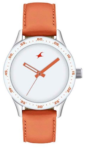 41u2llmBvGL - 6078SL04 Fastrack Monochrome Women watch
